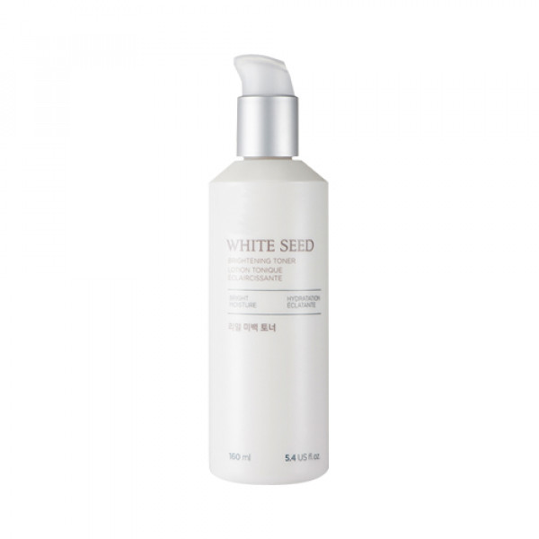 [THE FACE SHOP] White Seed Brightening Toner (2021) - 160ml