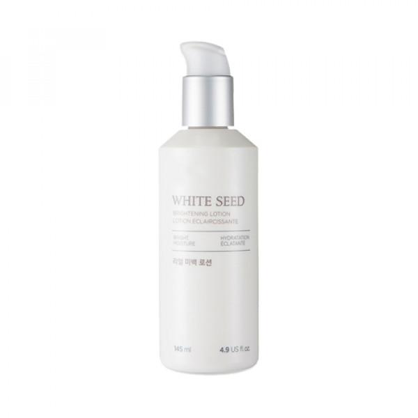 [THE FACE SHOP] White Seed Brightening Lotion (2021) - 145ml