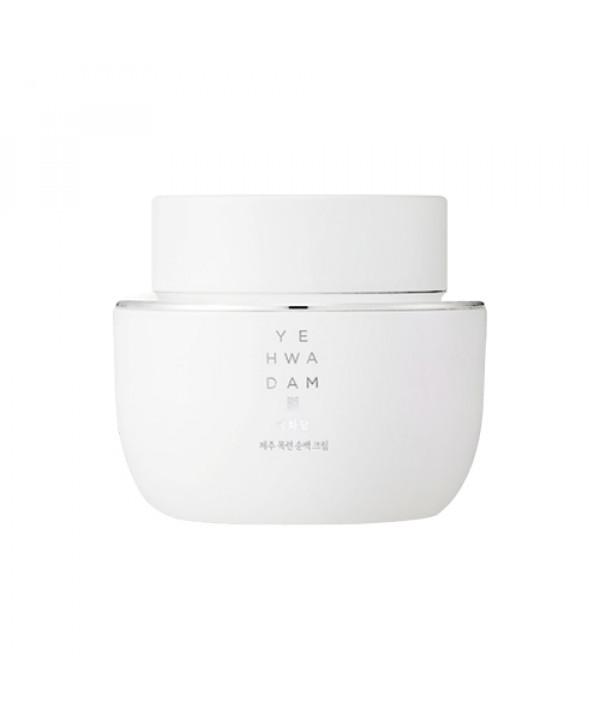 [THE FACE SHOP] Yehwadam Jeju Magnolia Pure Brightening Cream - 50ml