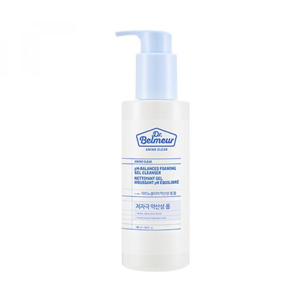 [DR.BELMEUR] Amino Clear pH Balanced Foaming Gel Cleanser - 190ml