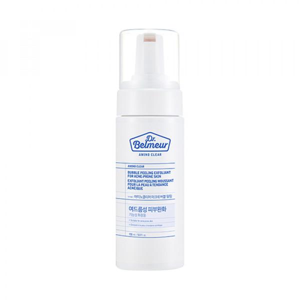 [DR.BELMEUR] Amino Clear Bubble Peeling Exfoliant For Acne Prone Skin - 150ml