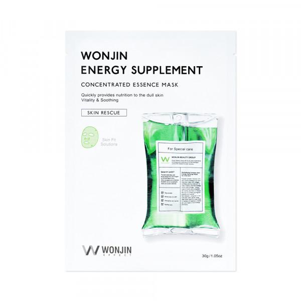 [WONJIN] Energy Supplement Mask - 10pcs