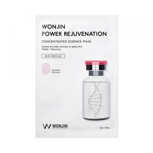 [WONJIN] Power Rejuvenation Mask - 10pcs