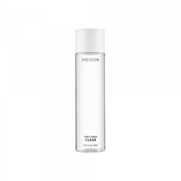 [2NDESIGN] First Toner Clear - 200ml