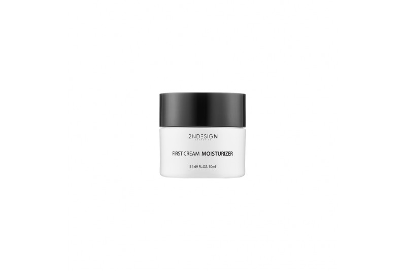 [2NDESIGN] First Cream Moisturizer - 50ml
