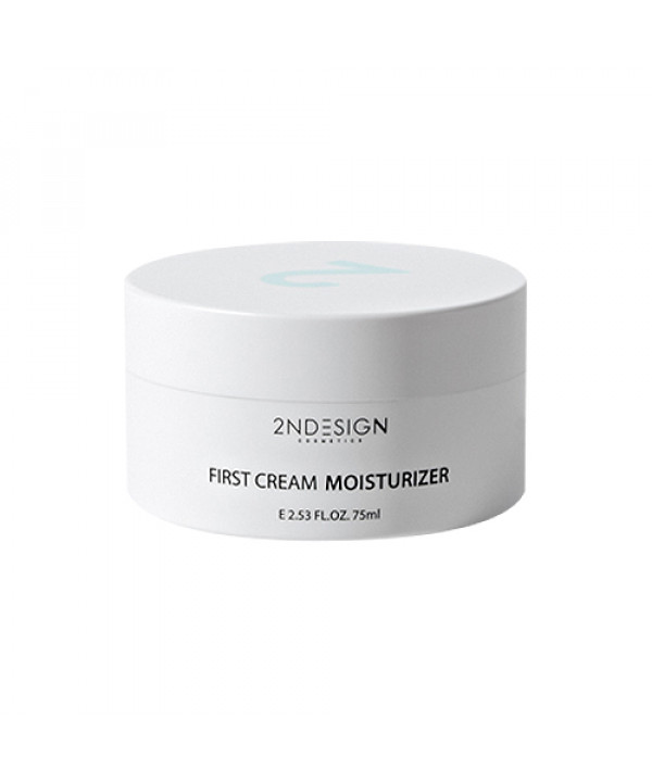 [2NDESIGN] First Cream Moisturizer (L) - 75ml