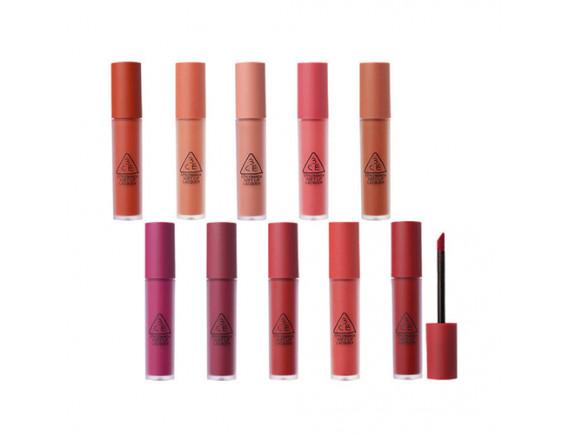 [3CE] Soft Lip Lacquer - 6g