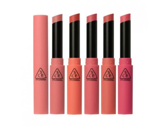 [3CE] Slim Velvet Lip Color - 3.2g