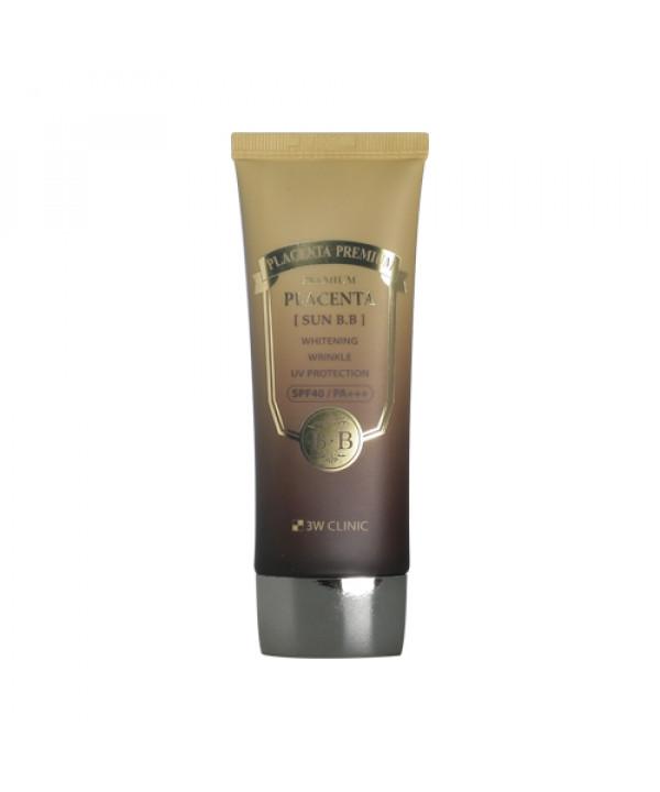 [3W CLINIC] Placenta Sun BB Cream - 70ml