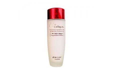 [3W CLINIC] Collagen Regeneration Softener - 150ml