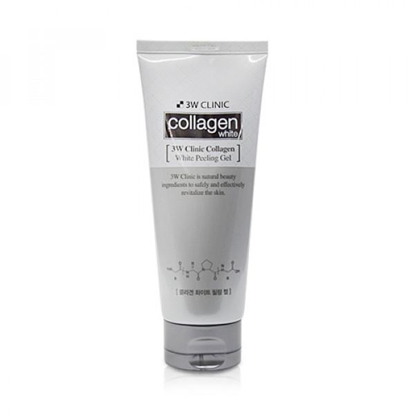 [3W CLINIC] Collagen White Peeling Gel - 180ml