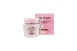 [3W CLINIC] Flower Effect Extra Moisturizing Cream - 50g