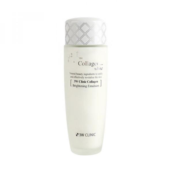 [3W CLINIC] Collagen White Brightening Emulsion - 150ml