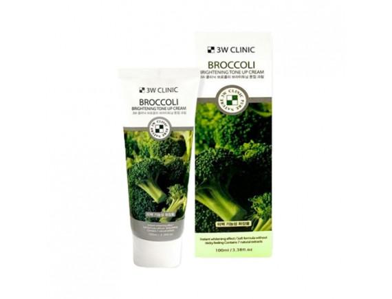 [3W CLINIC] Broccoli Brightening Tone Up Cream - 100ml