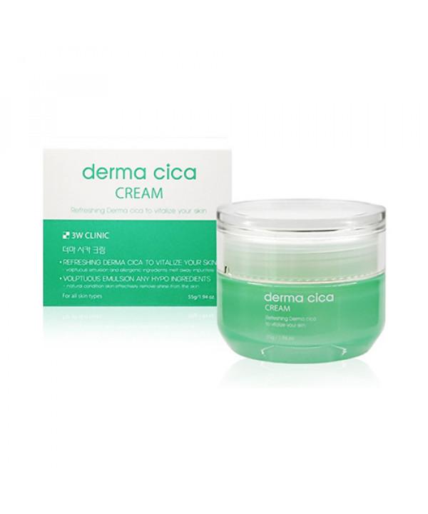 [3W CLINIC] Derma Cica Cream - 55g
