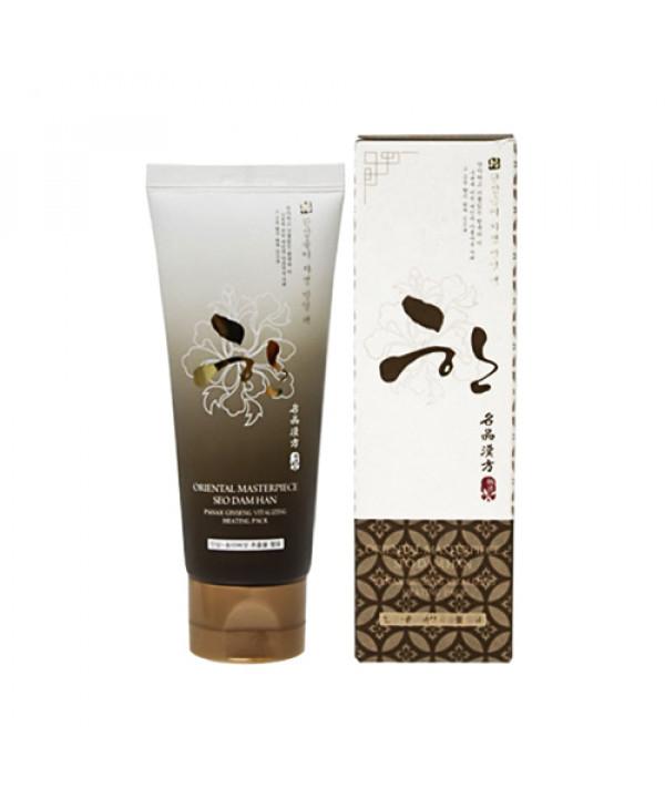 [3W CLINIC] Seo Dam Han Panax Ginseng Vitalizing Heating Pack - 100g
