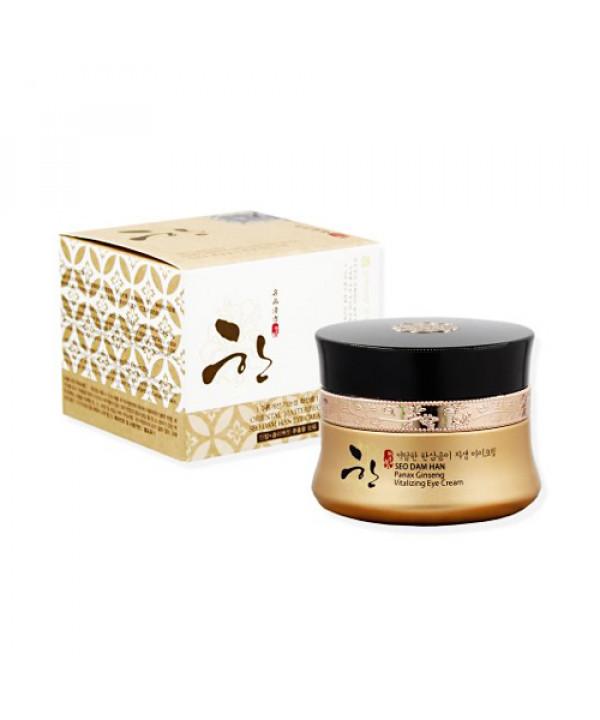 [3W CLINIC] Seo Dam Han Panax Ginseng Vitalizing Eye Cream - 35g