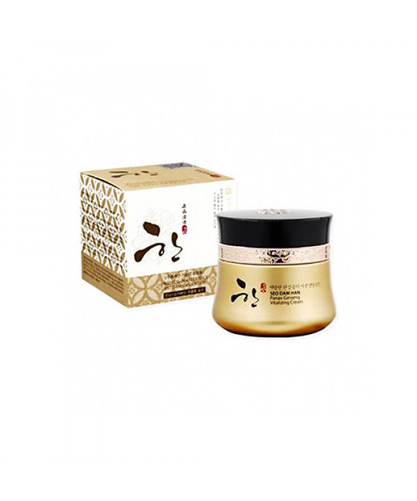 [3W CLINIC] Seo Dam Han Panax Ginseng Vitalizing Cream - 55g