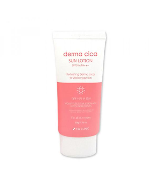 [3W CLINIC] Derma Cica Sun Lotion - 50g (SPF50+ PA+++)