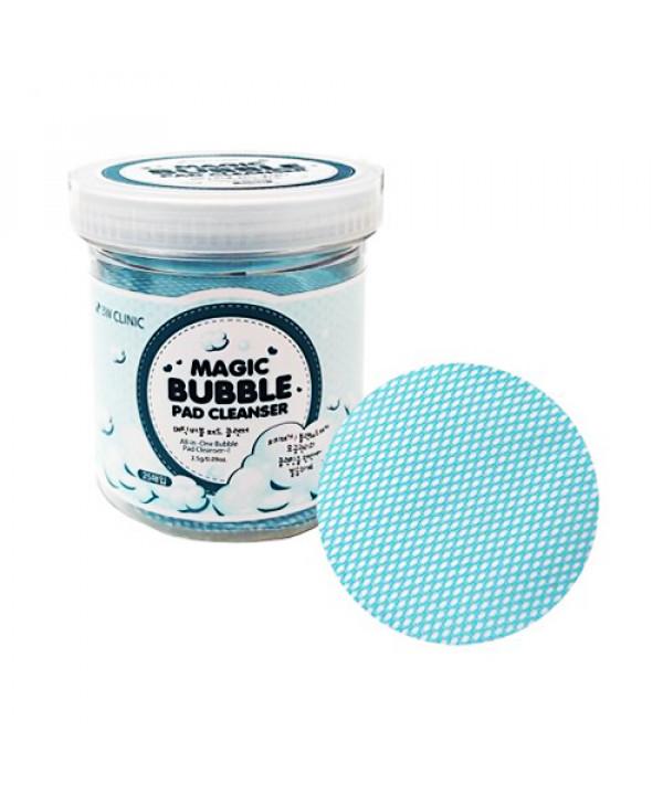 [3W CLINIC] Magic Bubble Pad Cleanser - 1pack (25pcs)