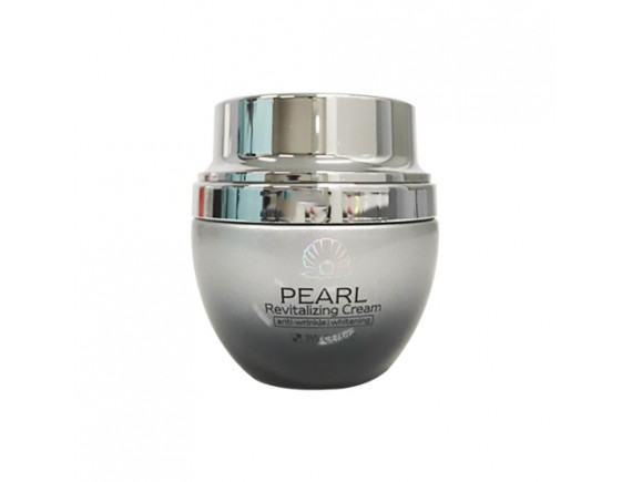 [3W CLINIC] Pearl Revitalizing Cream - 50g