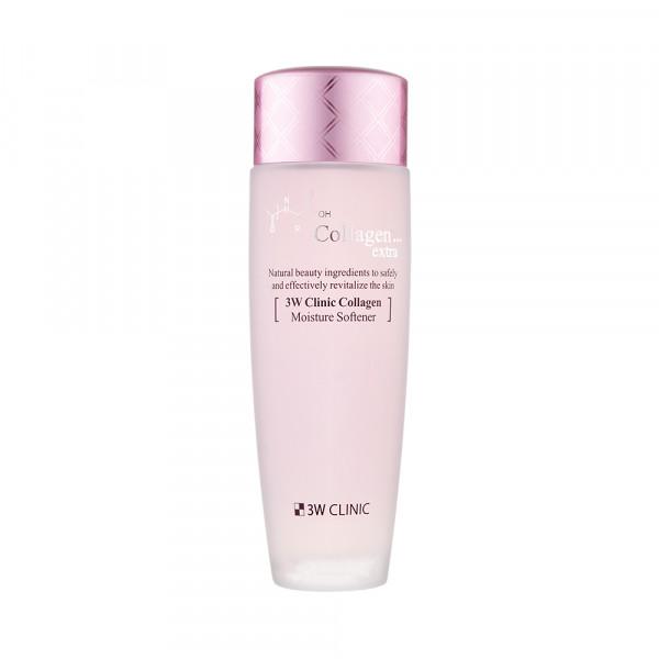 [3W CLINIC] Collagen Extra Moisture Softener - 150ml