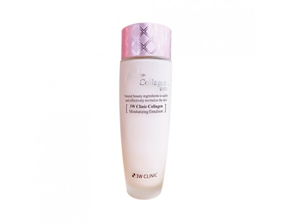 [3W CLINIC] Collagen Extra Moisturizing Emulsion - 150ml