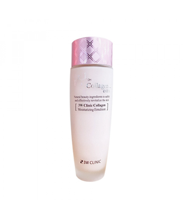 [3W CLINIC] Collagen Extra Moisturizing Emulsion - 150ml