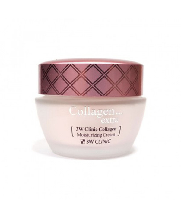 [3W CLINIC] Collagen Extra Moisturizing Cream - 60ml