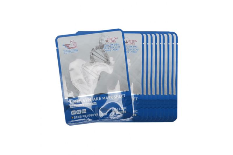 [3W CLINIC] Fresh Mask Sheet - 10pcs