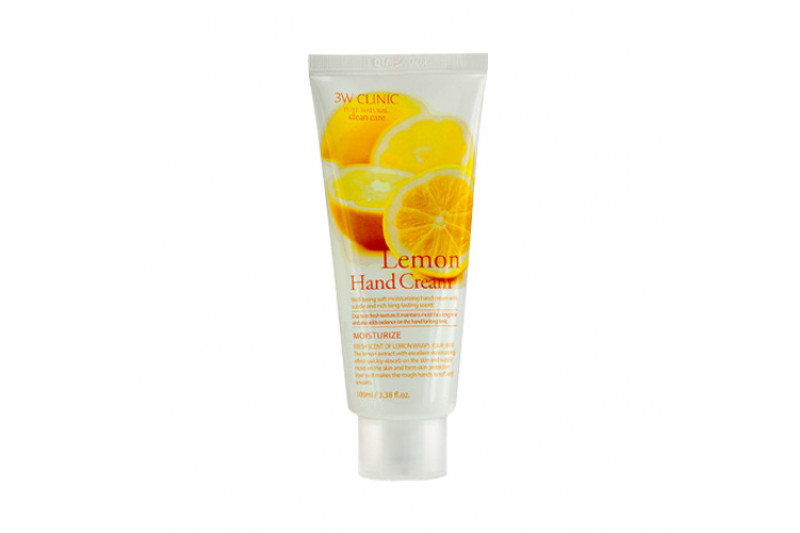 [3W CLINIC] Moisturizing Hand Cream - 100ml