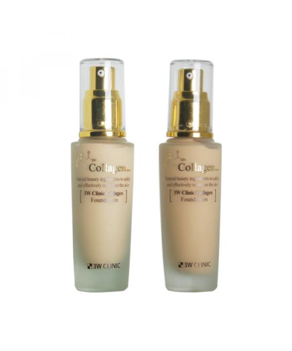 [3W CLINIC] Collagen Foundation - 50ml