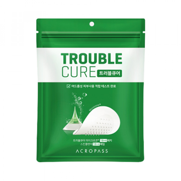 [ACROPASS] Trouble Cure - 1pack (22uses)