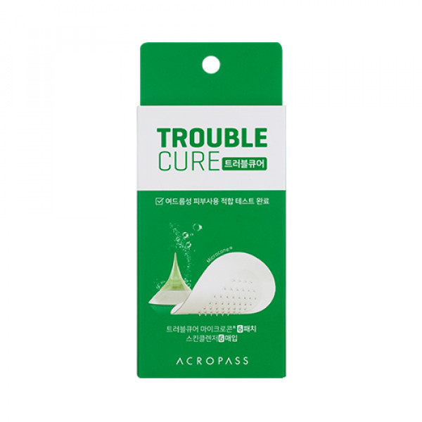 [ACROPASS] Trouble Cure - 1pack (6uses)