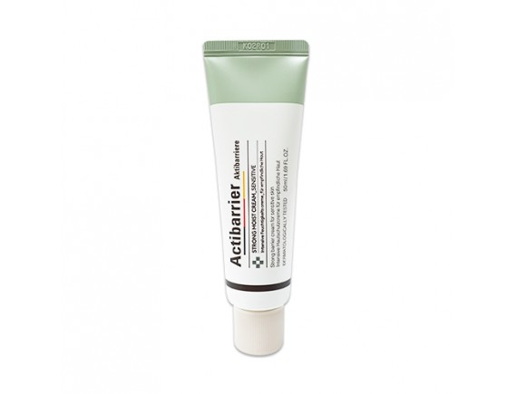 [ACTIBARRIER] Strong Moist Cream - 50ml No.Sensitive
