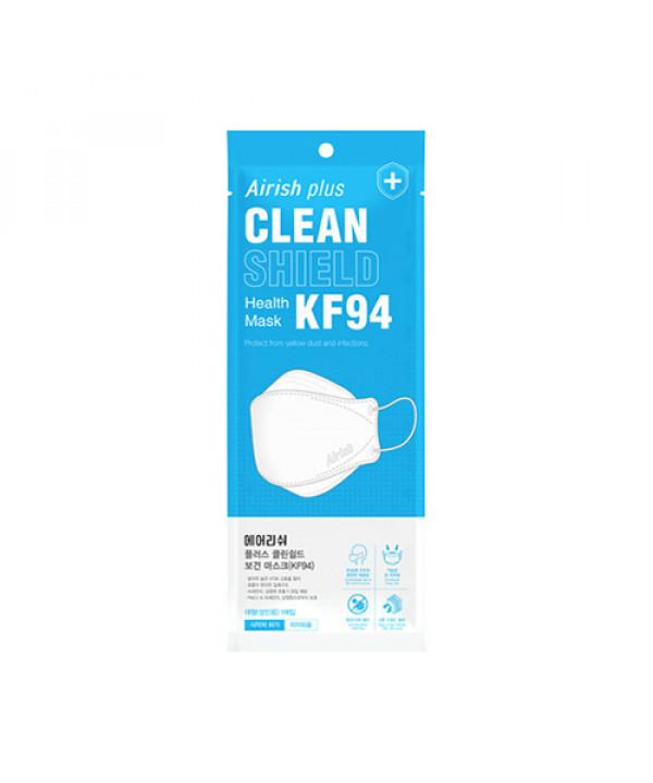 [AIRISH] Clean Shield Health Mask KF94 (Large Size) - 40pcs
