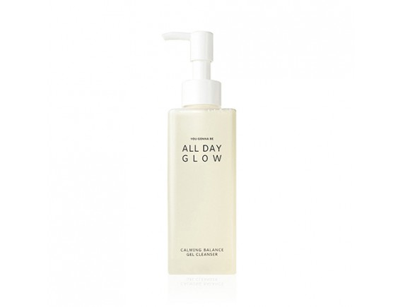[ALL DAY GLOW] Calming Balance Gel Cleanser - 200ml