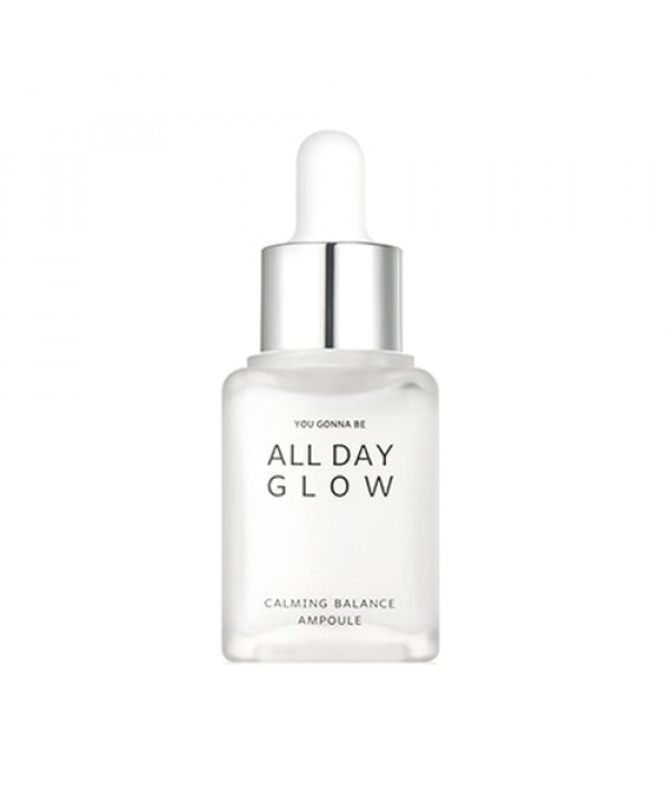 W-[ALL DAY GLOW] Calming Balance Balance Ampoule - 30ml x 10ea