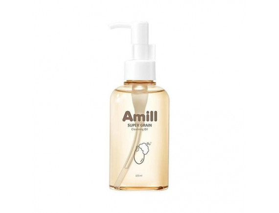 [AMILL] Super Grain Cleansing Oil - 125ml