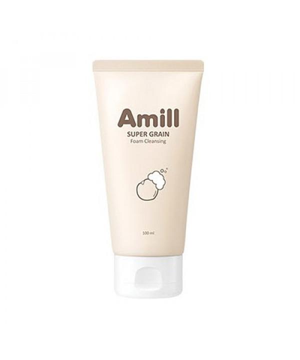 [AMILL] Super Grain Foam Cleansing - 100ml