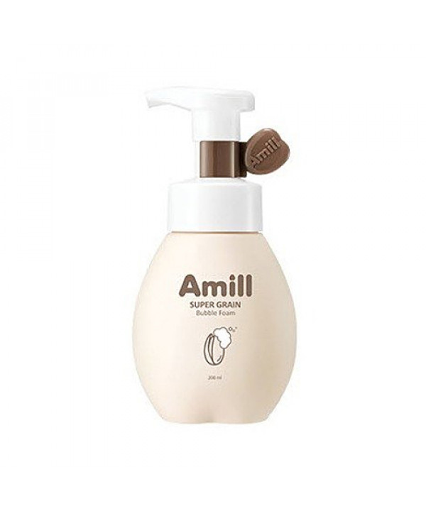 [AMILL] Super Grain Bubble Foam - 200ml