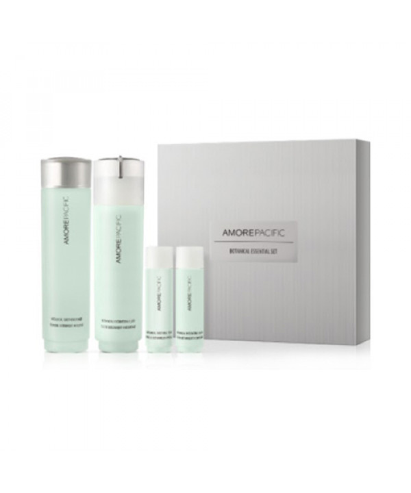 [AMORE PACIFIC] Botanical Essential Set - 1pack (4items)