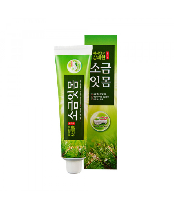 [AMORE PACIFIC] Songcheon Salt Toothpaste - 120g