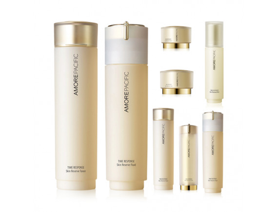 [AMORE PACIFIC] Time Response Skin Reserve 2 Set - 1pack (8items)