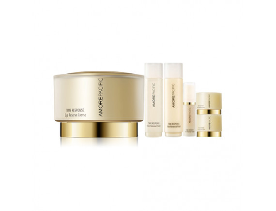 [AMORE PACIFIC] Time Response Eye Reserve Creme Set (2020) - 1pack (6items)