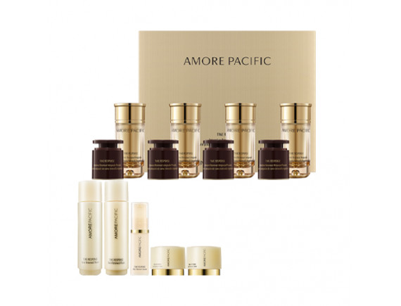 [AMORE PACIFIC] Time Response Intensive Renewal Ampoule - 1pack (7items)