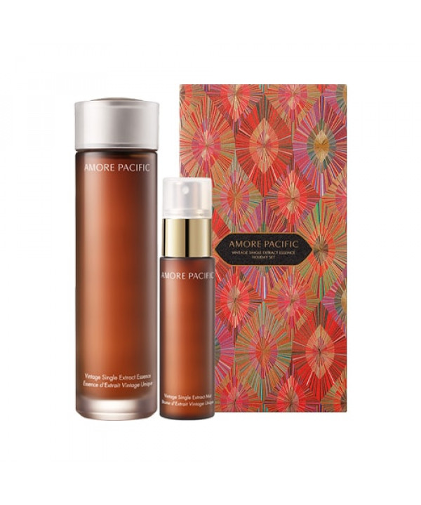 [AMORE PACIFIC] Vintage Single Extract Essence Set (2020 Holiday Collection) - 1pack (2items)