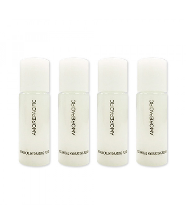 [AMORE PACIFIC_Sample] Botanical Hydrating Fluid Samples - 5ml x 4ea