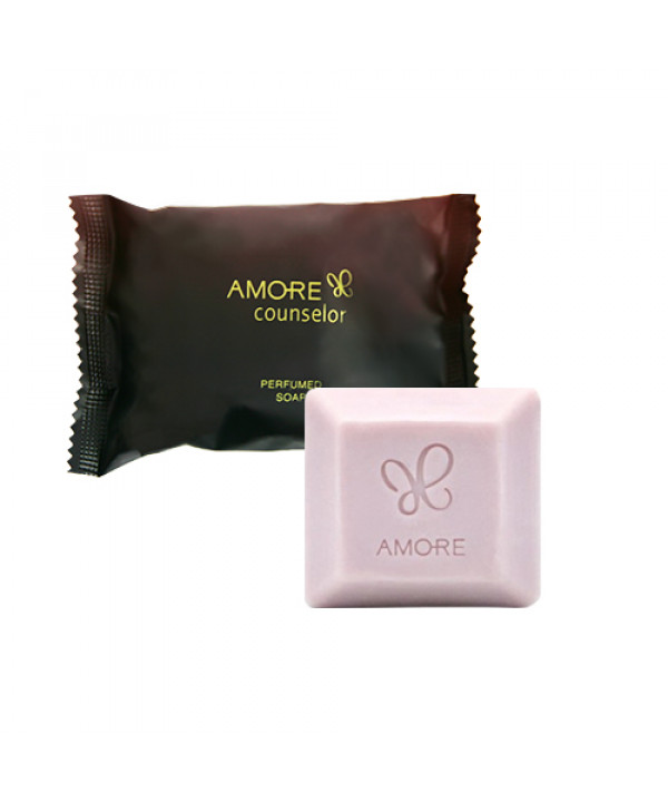 [AMORE PACIFIC_Sample] Amore Counselor Perfumed Soap Sample - 1pcs