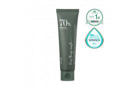 W-[ANUA] Heartleaf 70% Mud Cream Mask - 100ml x 10ea
